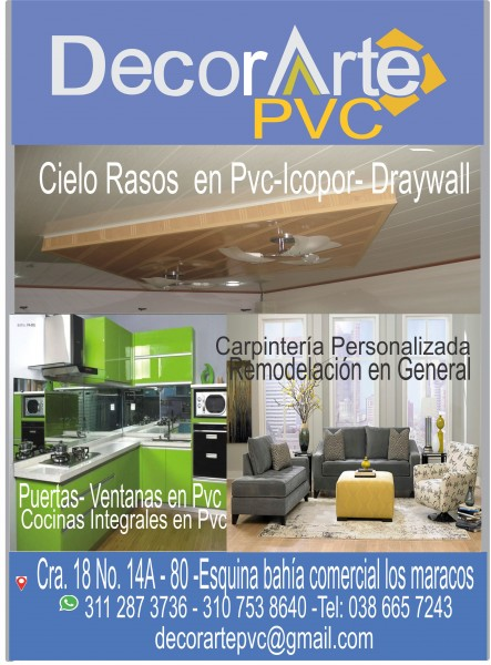 DECORARTE PVC